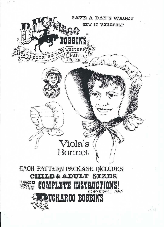 Viola's Bonnet