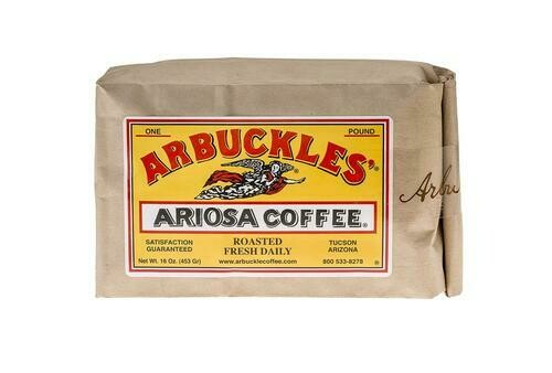 Arbuckles' Ariosa Coffee