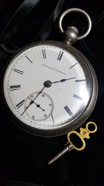 Elgin National Watch Company 1899 Pocket Watch