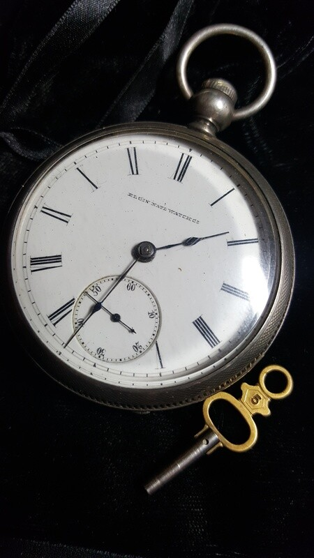 Elgin National Watch Company 1899 Pocket Watch