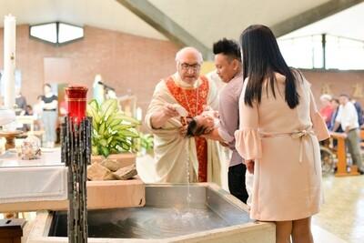 Servizio Fotografico per Battesimo