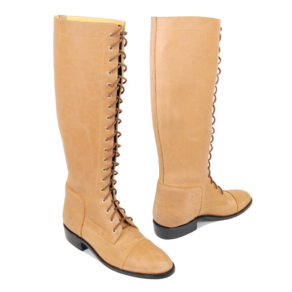 1931 U.S. CAVALRY LACE-UP BOOTS