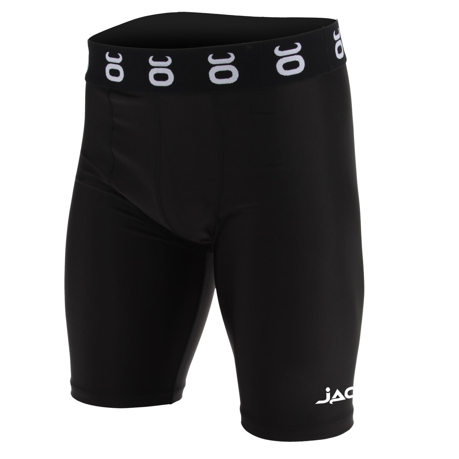 Leverage Compression Shorts (Black)