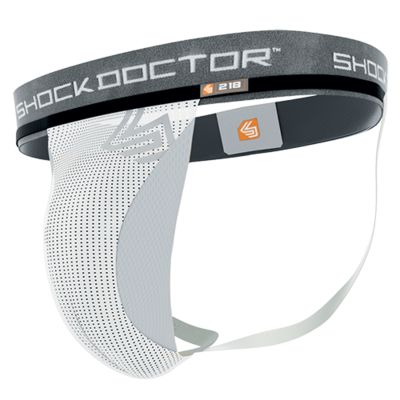 SHOCK DOCTOR SPARE SUPPORTER WITH CUP POCKET (GROIN CUP NOT INCLUDED)