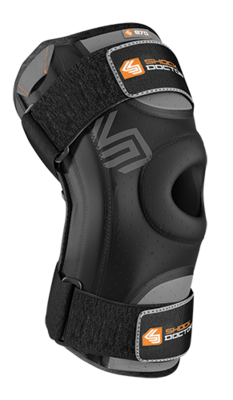 870 KNEE STABILIZER WITH FLEXIBLE KNEE STAYS