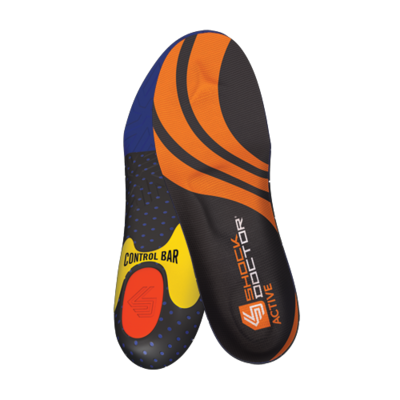 SHOCK DOCTOR ACTIVE PERFORMANCE INSOLE (Running / Hiking / Training / Walking)