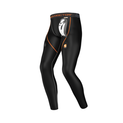 SHOCK DOCTOR CORE HOCKEY PANT WITH BIO-FLEX CUP