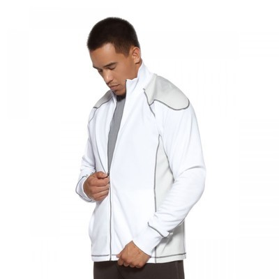 Hybrid Training Jacket (White)