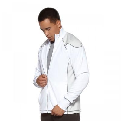 Hybrid Training Jacket (White)