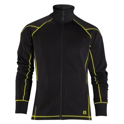 Hybrid Training Jacket (Black/SugFly Yellow)