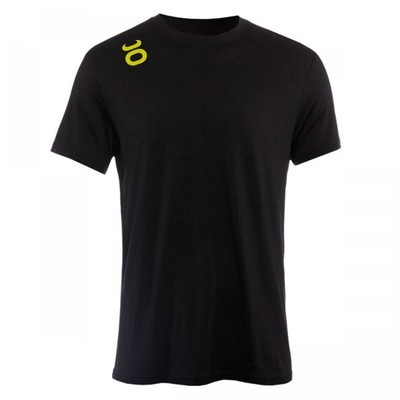 Tenacity Performance Bamboo Crew (Black/SugaFly Yellow)