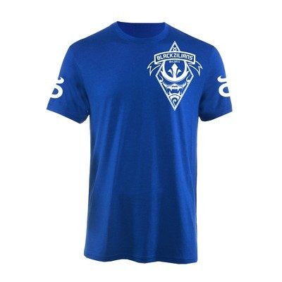 Blackzilians Crew (Royal Blue/White)