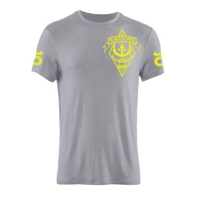 Blackzilians Crew (Silver/SugaFly Yellow)