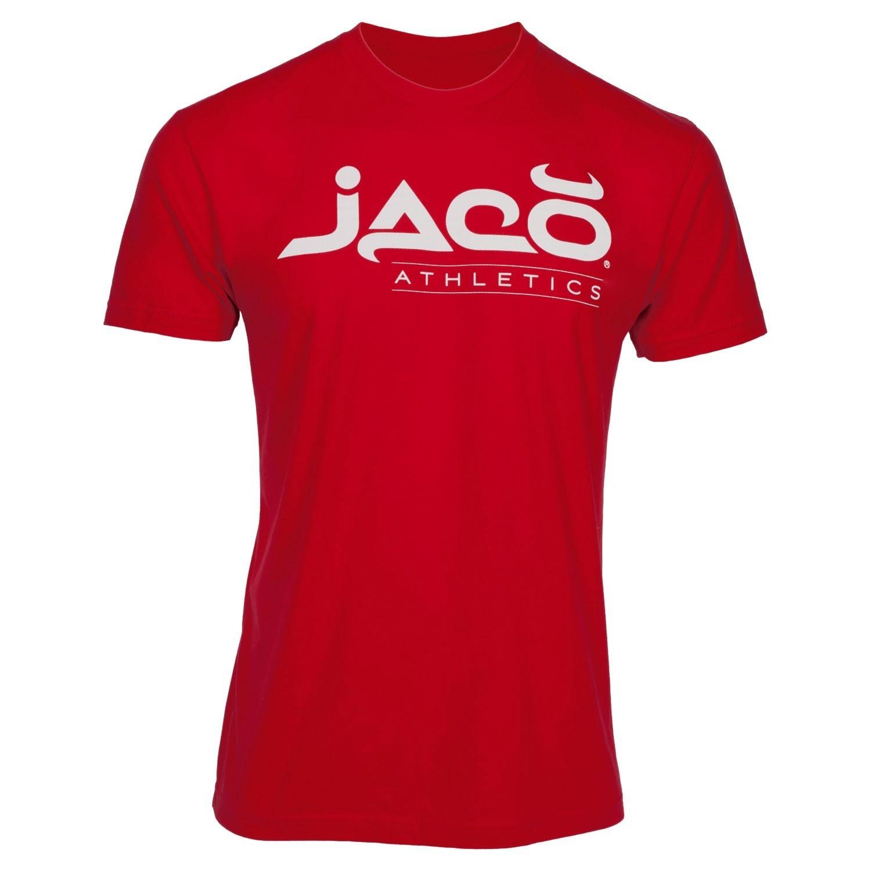 JACO Athletics Crew (Red/White)