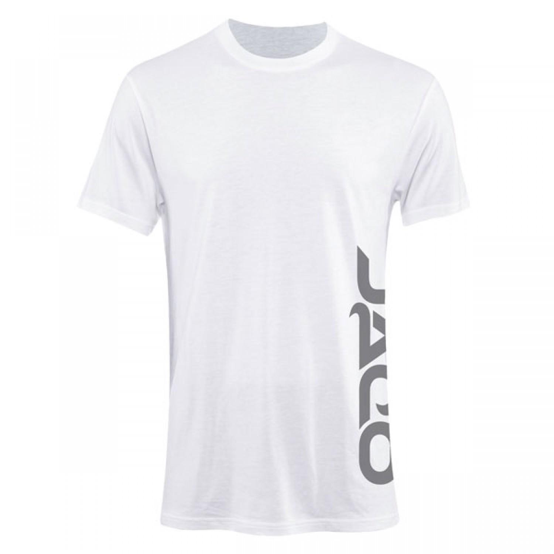 JACO Logo Crew (White)