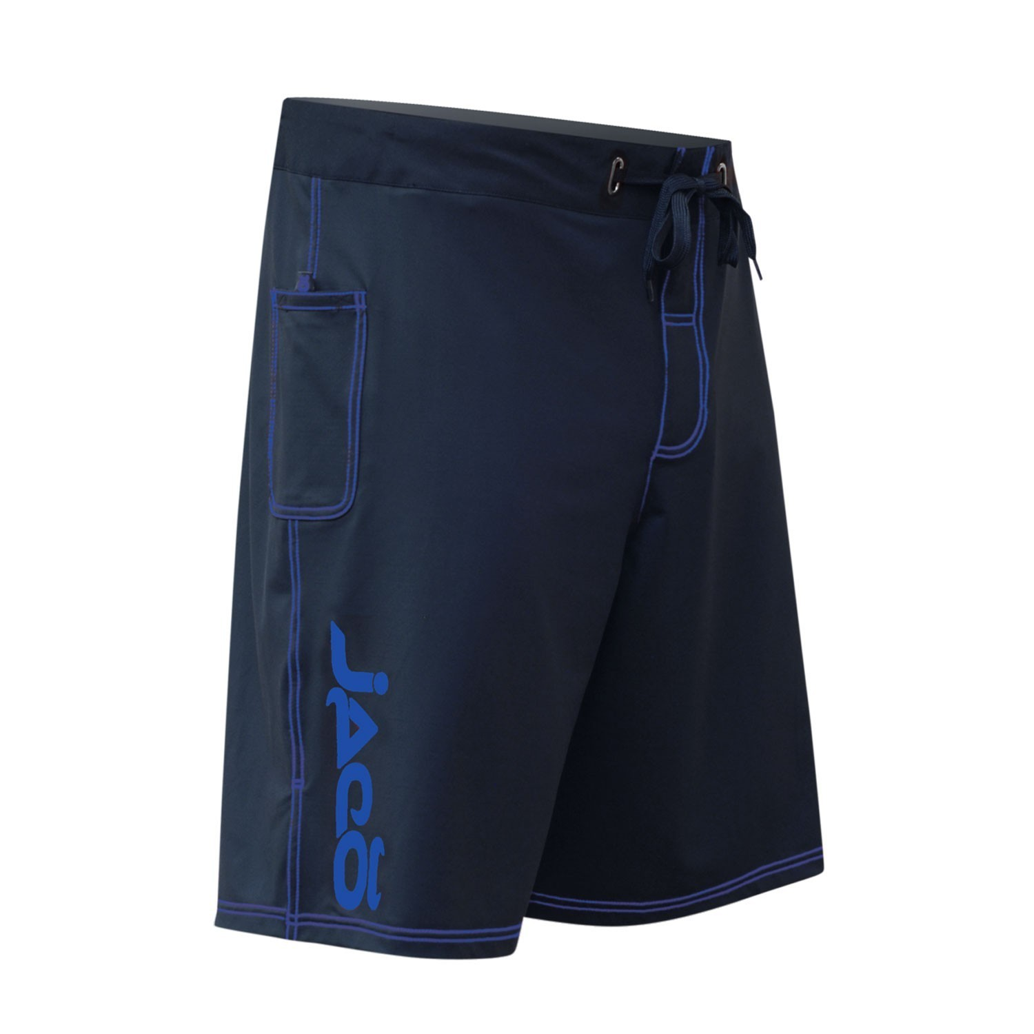 Hybrid Training Short (Black/Cobalt Blue)