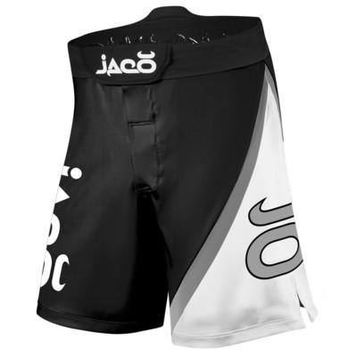 Tenacity Resurgence Fight Shorts (Black/Silverlake)