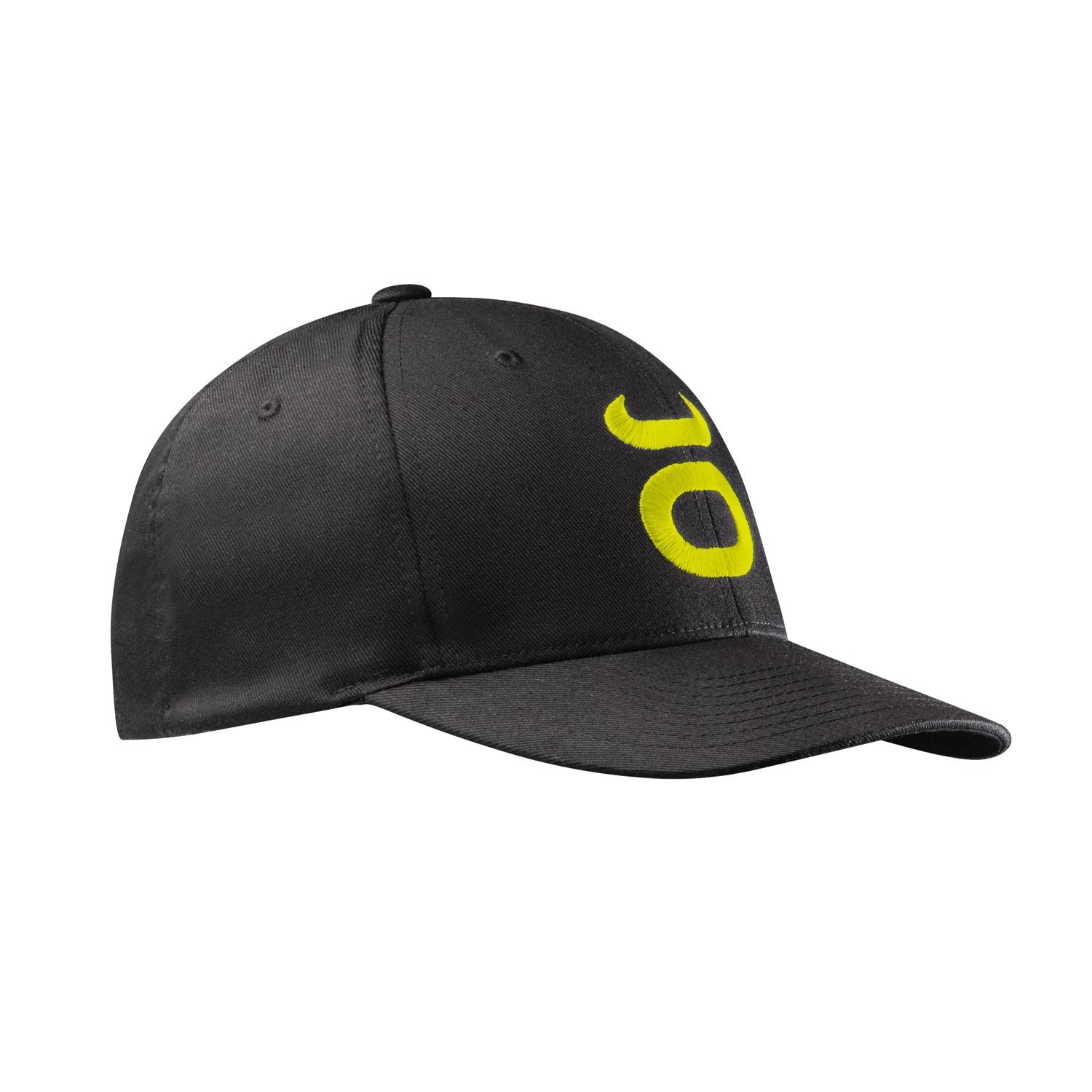 Tenacity FlexFit Cap (Black/SugaFly Yellow)