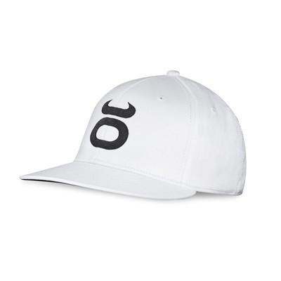 Tenacity FlexFit Cap (White/Black)