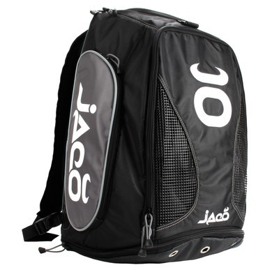Vented Convertible Equipment Bag 2.0 (Black/Grey)