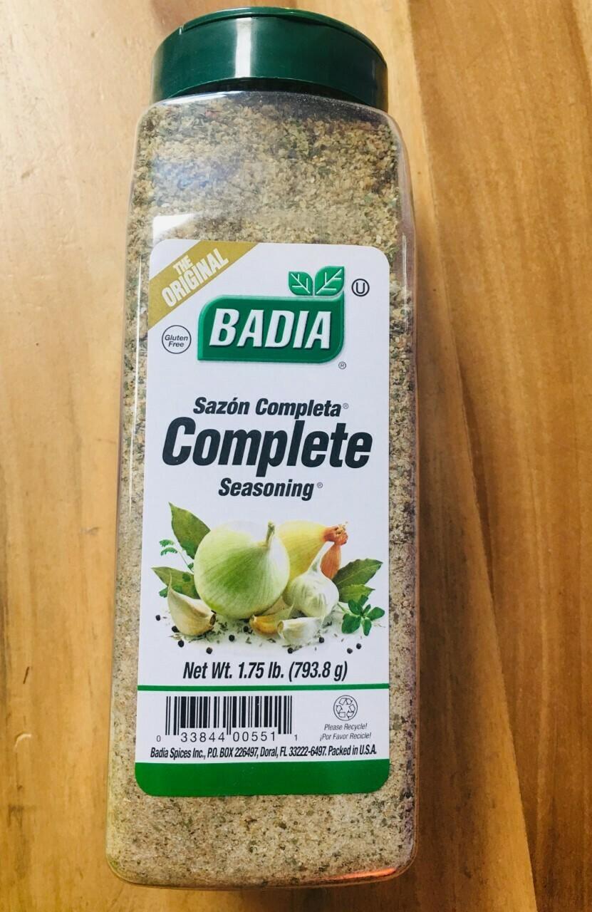 Badia Complete seasoning,