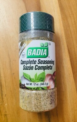 Badia's Complete Seasoning - 12OZ