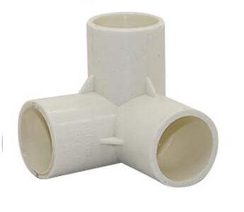 PVC Connector - 3 Way Elbow - 25mm