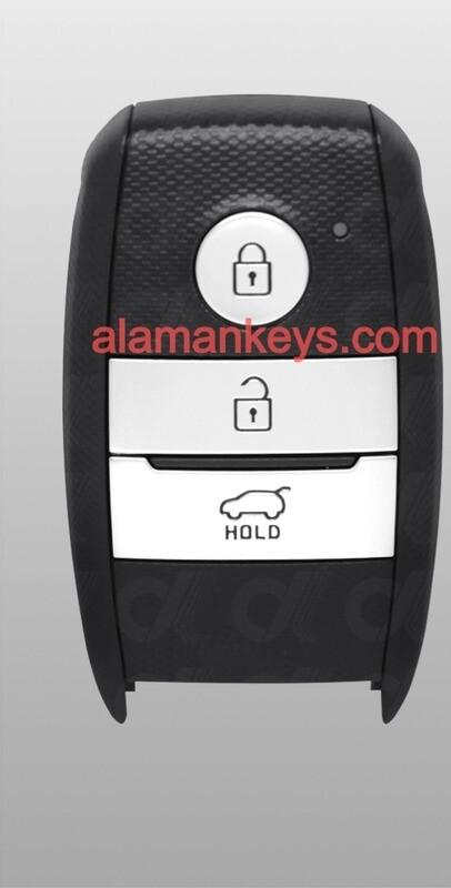 Genuine Hyundai 95440-4Z200 Smart Key Fob