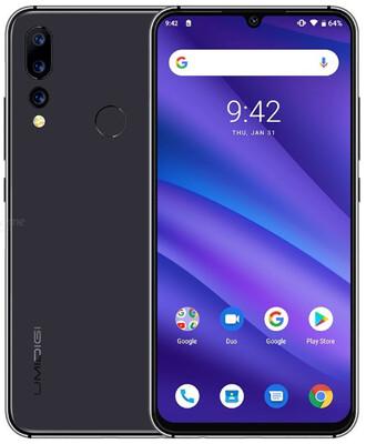 Unlocked Cell Phone - Umidigi A5 Pro (Android 9.0) (4GB RAM + 32GB ROM) + Octa-Core CPU (6.3 inch FHD+) 16MP Triple Camera + 4150mAh Battery