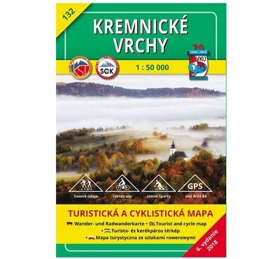 TM 132 - Kremnické vrchy