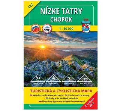 TM 122- Nízke Tatry - Chopok