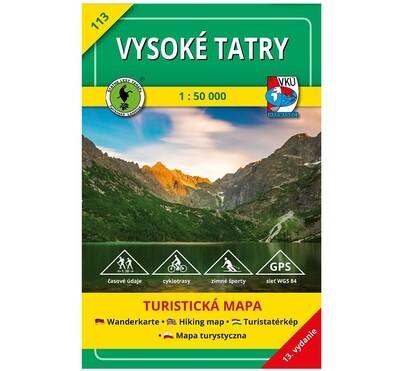 TM 113 - Vysoké Tatry