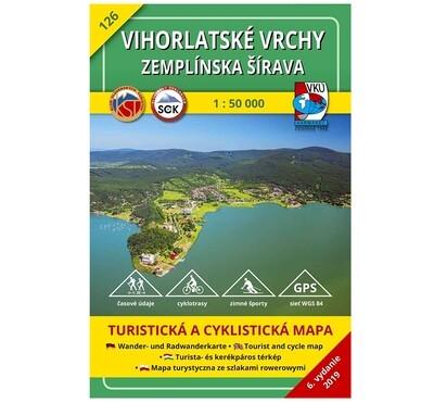 TM 126 - Vihorlatské vrchy - Zemplínska šírava