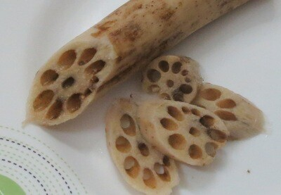 Lotus stems 500 gms [Delivery in 4 weeks]