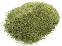 Harshringaar / Parijat Dried leaves powder 275 gms [Delivery time 4 weeks]