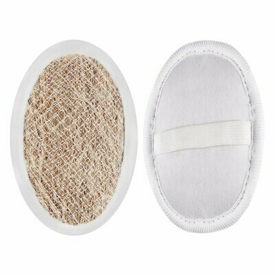 Vetiver Loofahs (Pack of 2) [Delivery time 10 weeks]