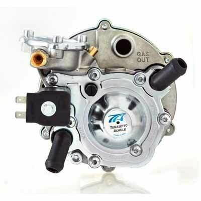 Редуктор газовый пропан (LPG) Tomasetto AT-07