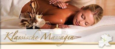 Klassische Massage Rücken- Nacken 30 Min