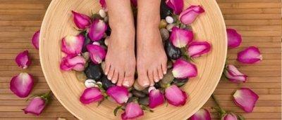 Aromaöl-Fußmassage 30 Min