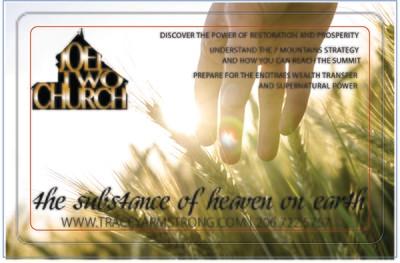 Substance of Heaven (Joel 2 Church) (The)