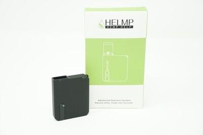 HELMP Pod CBD Battery - Black