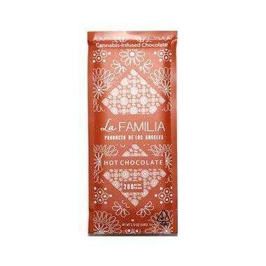 La Familia Chocolate - Hot Chocolate Abuelita Chocolate 200mg
