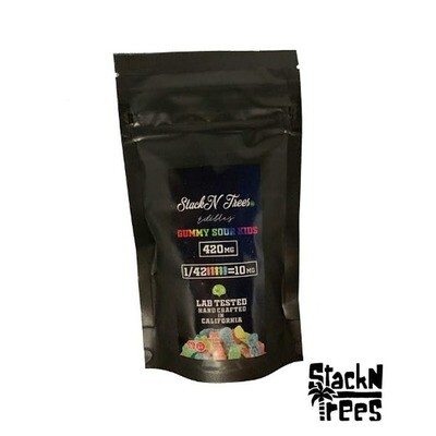 Stack N' Trees - Sour Kids Gummy 420mg