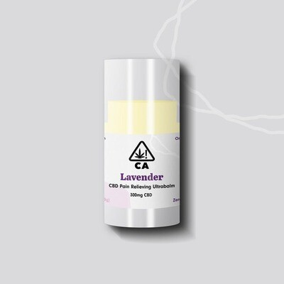 The Cookie Factory - Lavender CBD Ultra Balm 300mg