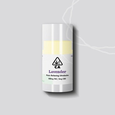 The Cookie Factory - Lavender THC Ultra Balm 500mg