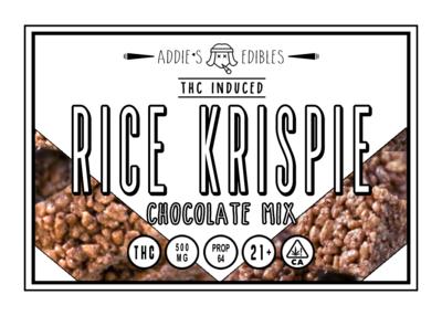 Addie's Edibles - Chocolate Rice Krispie 500mg