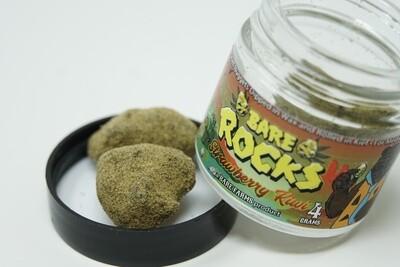 Bare Rocks - Strawberry Kiwi