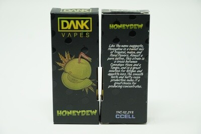 Dank Vapes - Honeydew