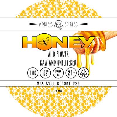 Addie's Edibles - Honey 1000mg