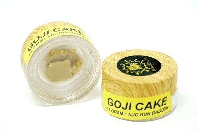 Fat Dabs Goji Cake - Nug Run Badder